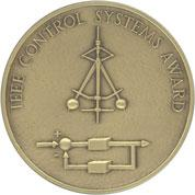 Control Systems Award Medal